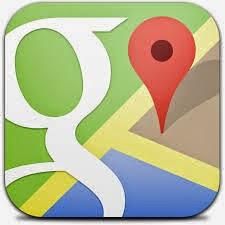 ban do Google Maps mien phi