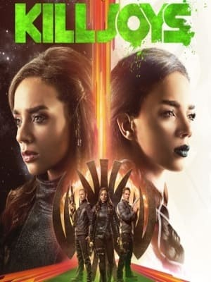 Killjoys - 3ª Temporada - Legendada Torrent