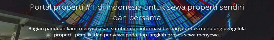 Situs Pencari Hunian Nomor 1 di Indonesia