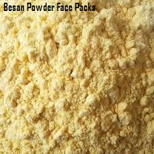 Besan Powder Face Packs