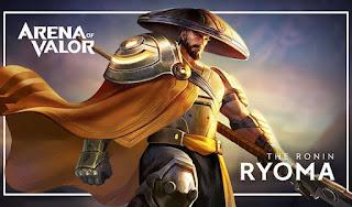 Hero Arena of Valor Paling Kuat Saat Ini 5+ Hero Terkuat AoV Saat Ini (Damage Sakit dan Gesit) Terbaru 2019