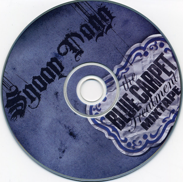 Snoop Dogg - Blue Carpet Treatment Digipack Analysis
