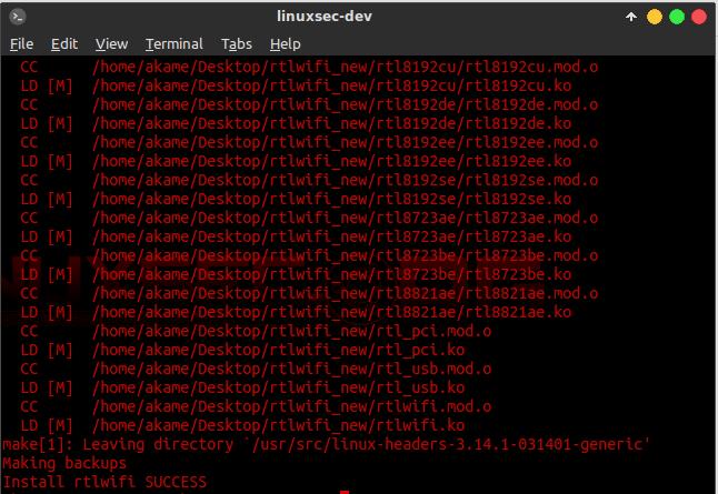 Mengatasi Masalah Driver Realtek di Ubuntu Linux