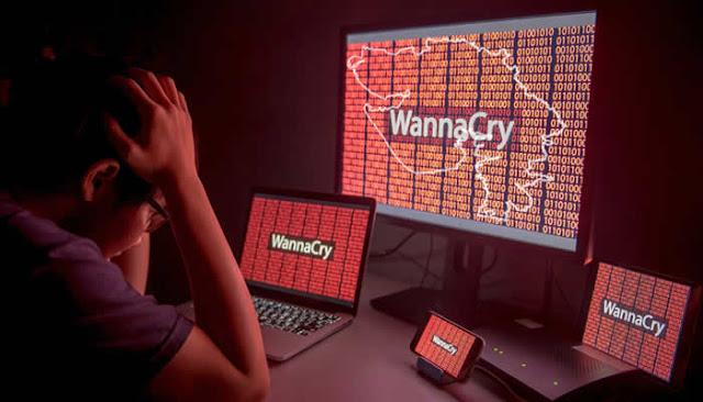 Brasil ainda tem 8 milhões de PCs vulneráveis ao ransomware WannaCry.
