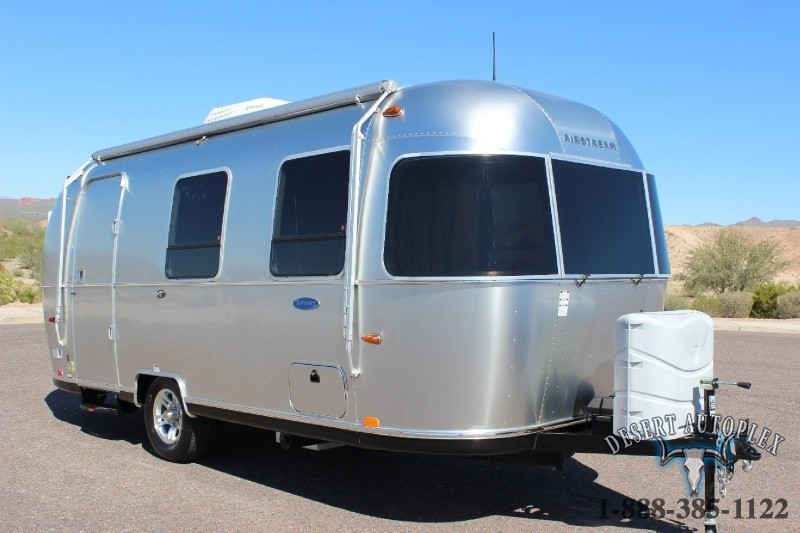 Desert Autoplex 2014 Airstream 22fb Bambi Sport Travel