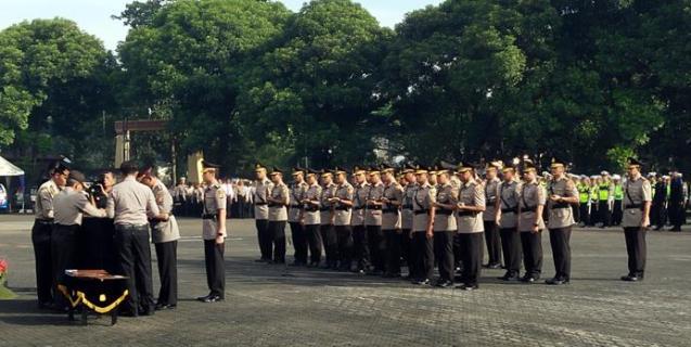 Kapolda Jabar dan Kapolrestabes Bandung Diganti, Adakah Hubungan dengan Insiden Pembubaran?