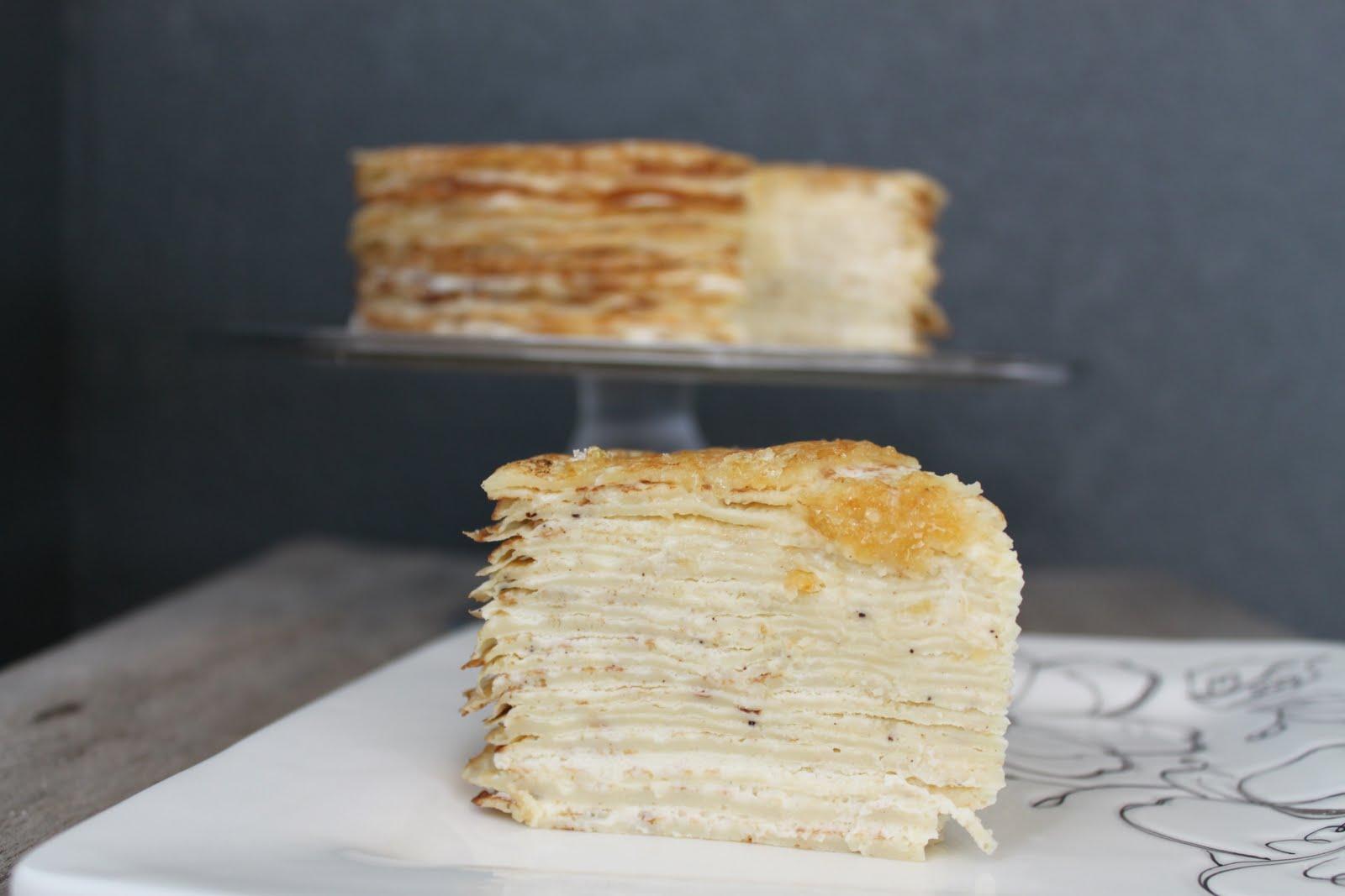 Japanese Layered Cake Recipe