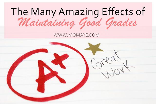 school, education, students, maintaining good grades