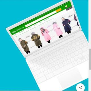Toko online busana muslim syar'i, cantik, elegant, stylish, trendy, murah & Grosir.