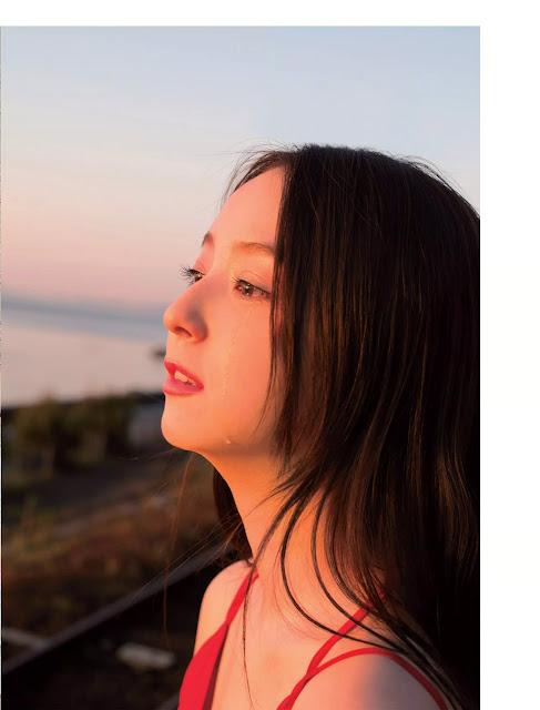 佐々木希 Nozomi Sasaki FLASH October 2016 Photos