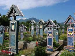 The Merry Cemetery (Romania)