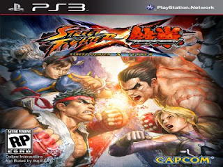 Street Fighter X Tekken Game Free Download Full Version