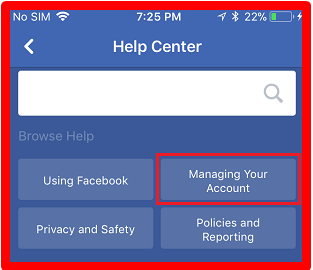 How to Delete Facebook Account Permanently in Mobile