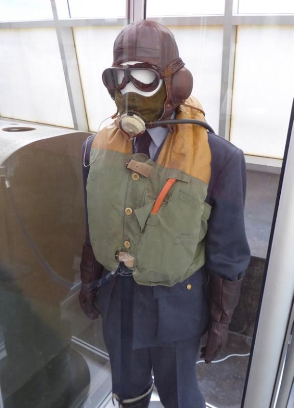 Dunkirk Collins RAF pilot costume