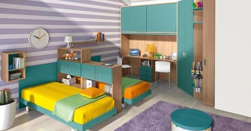 Dormitorios y habitaciones dise o y decoraci n de - Fotos de habitaciones juveniles modernas ...