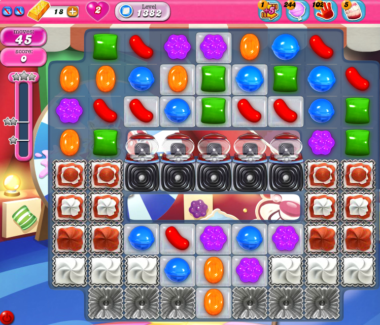Candy Crush Saga 1382