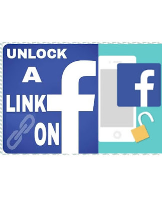 ازالة الحظر عن الرابط في فيسبوك