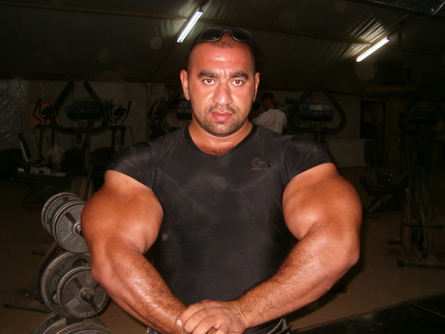 STRENGTH FIGHTER™: Synthol Abusers