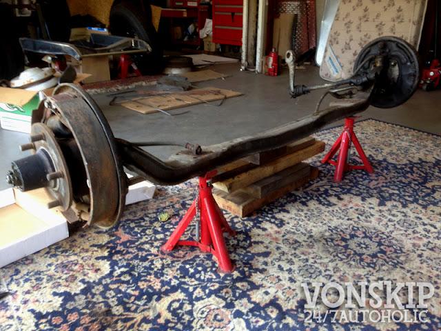 247 AUTOHOLIC: Thursday Tech Specs - F100 Brake / 1937 - 1948 Ford