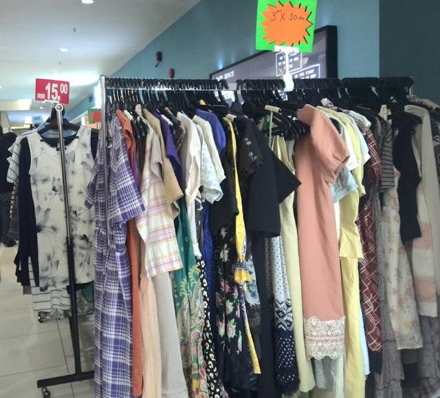 Amcorp Mall, Barang Bekas, Flea Market