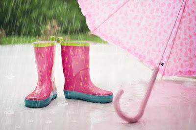 Nie lubię deszczu