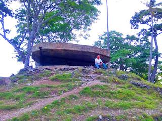 Menikmati Sore di Benteng Jepang Sabang
