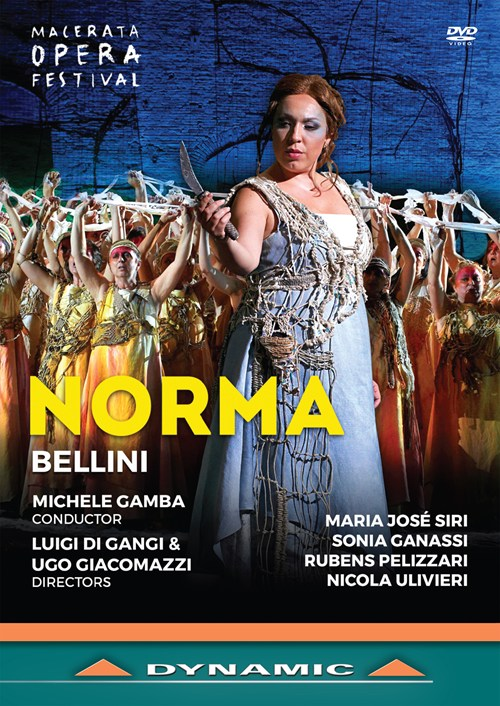 IN REVIEW: Vincenzo Bellini - NORMA (Dynamic 37768)