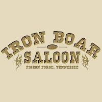 Iron Boar Saloon - Live Hard, Ride Free