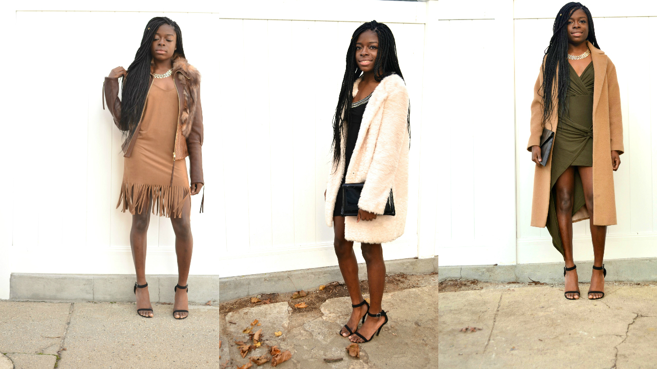 HOLIDAY LOOK BOOK | OUTFIT IDEAS