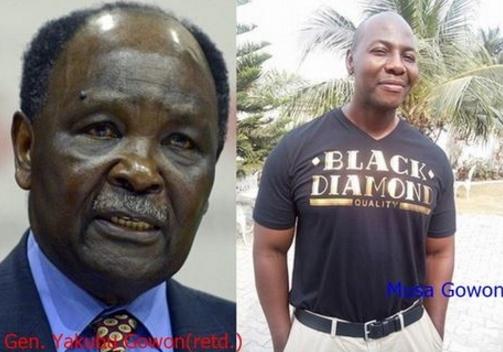 yakubu gowon igbo son