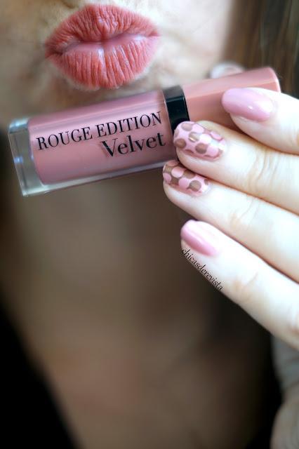 choco pink bourjois