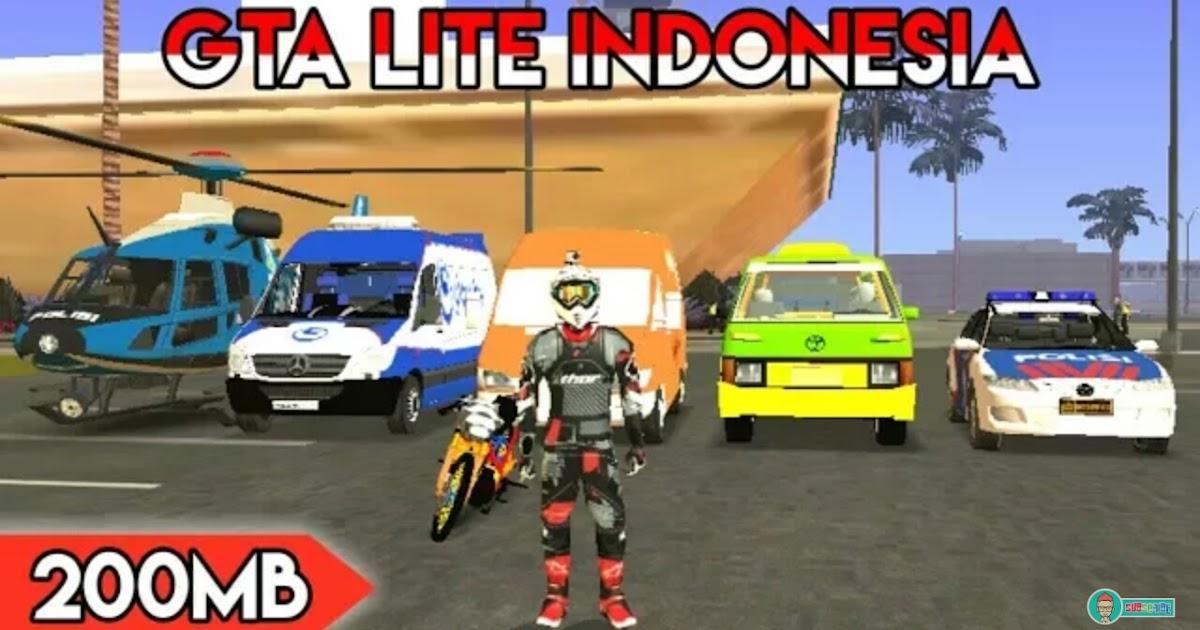 107 Mod Mobil Indonesia Gta Sa Android HD Terbaik