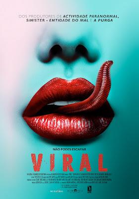 """Passatempo: """"Viral"""" - Convites para a antestreia"""