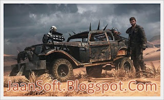 Mad Max PC Game Download Full Version