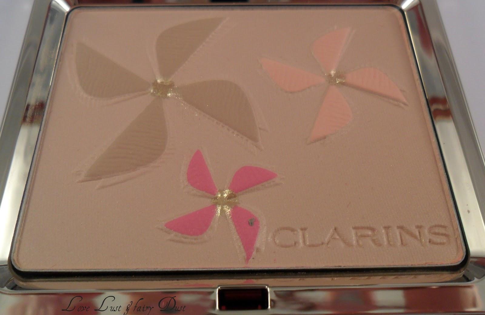Clarins Colour Breeze Face and Blush Palette