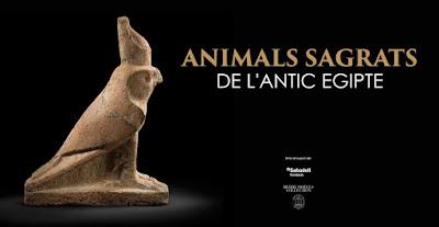 730620e69 El Museo Egipcio de Barcelona presenta la exposición temporal  Animales  sagrados del antiguo Egipto