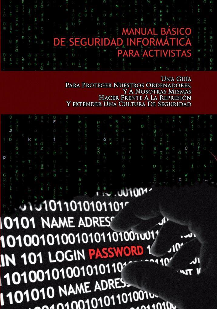 Manual básico de seguridad informática para activistas