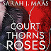 Yorum: Dikenler ve Güller Sarayı (A Court of Thorns and Roses, #1) - Sarah J Maas