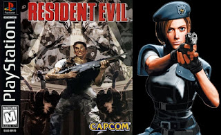 Resident Evil 1 PSX ISO High Compress Free Download