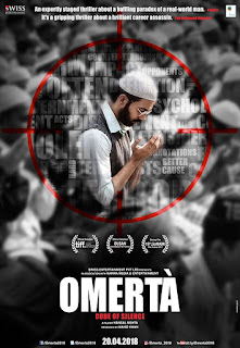 Omerta (2018) Hindi Movie HDRip | 720p | 480p