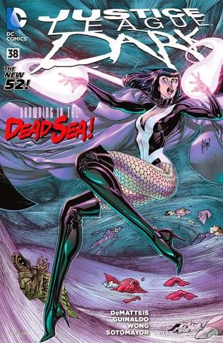 Justice League Dark 38