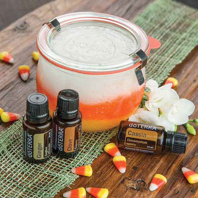 doTERRA - Fall Party - Harvest