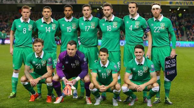 Skuad Resmi EURO 2016 Republik Irlandia