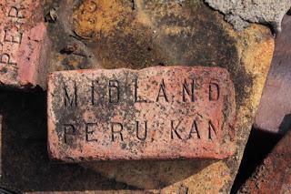 Midland Brick Company Peru Kansas