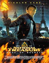 La leyenda del tesoro perdido 2: El libro de los secretos (2007)