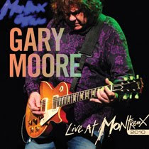 Gary Moore - Live At Montreux 2010 CD DVD