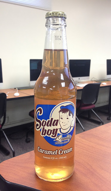 Soda Boy Caramel Cream