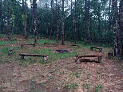 Camping Ground Sentul Edu Park Forest