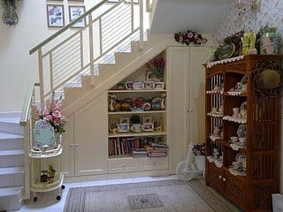 diari ke?: bahagian tangga