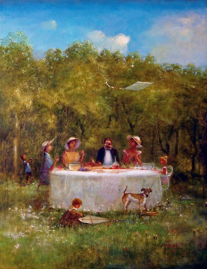 Jantar com Pipas - Izabela Morlak